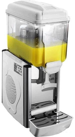 1 bowl juice dispenser