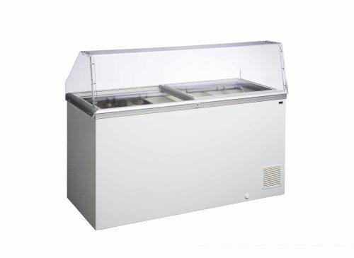 10 x 5 Litre Ice Cream Scooping Freezer