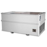 1500mm Jumbo Sliding Glass Chest Freezers