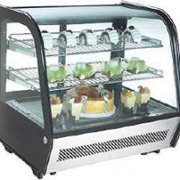 160 Litre Countertop Chilled Display