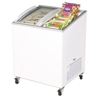 176 Litre Angle Top Chest Freezer