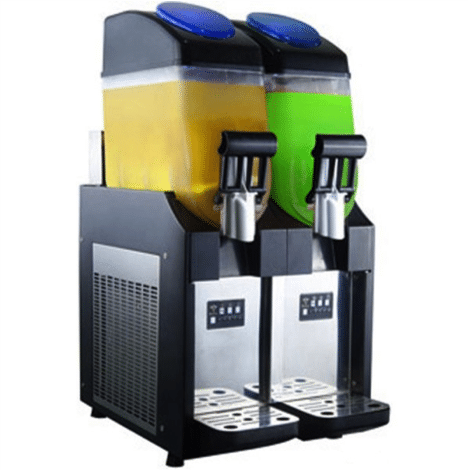 Double Bowl Granita Machine