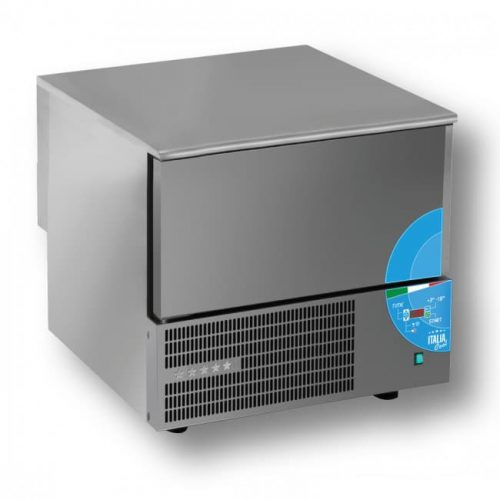 3 Tray Blast Chiller & Freezer