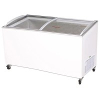 555 Litre Angle Top Chest Freezer