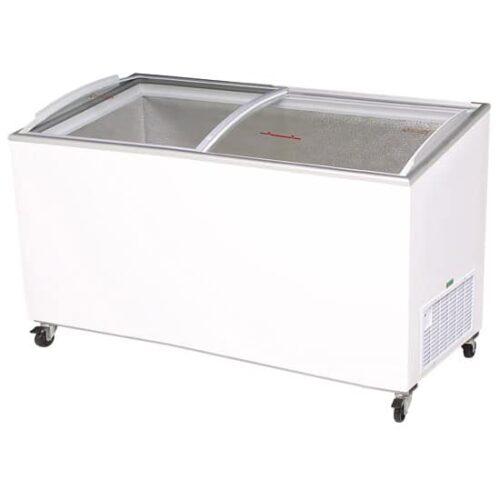 555 Litre Angle Top Chest Freezer