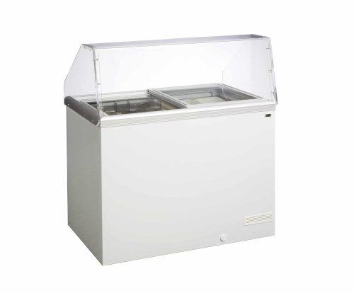 7 x 5 Litre Ice Cream Scooping Freezer