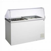 9 x 5 Litre Ice Cream Scooping Freezer