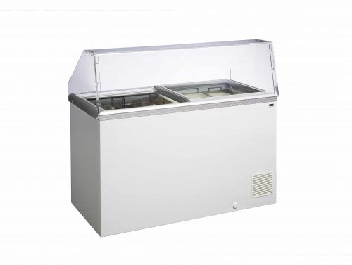 9 x 5 Litre Ice Cream Scooping Freezer