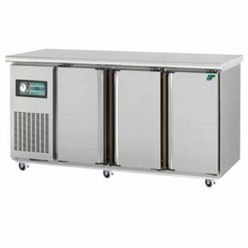 Combination 2 Door Fridge / 1 Door Freezer
