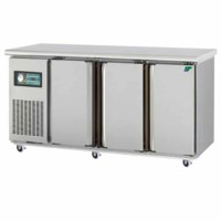 Combination 2 Door Fridge / 1 Door Freezer Underbench