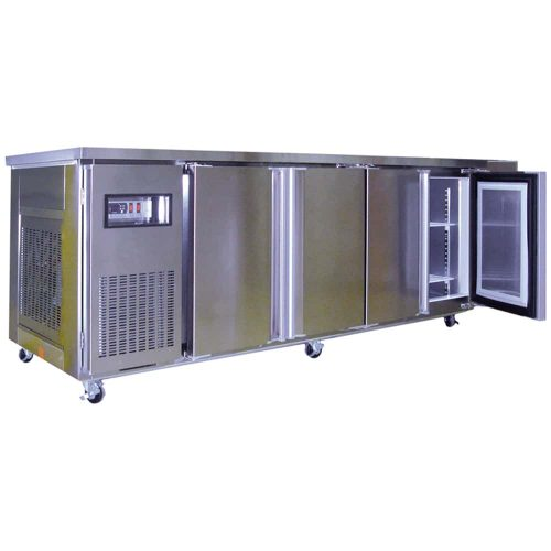 Combination 2 Door Fridge / 2 Door Freezer Underbench