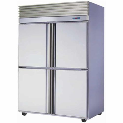 Combination 2 Door Fridge / 2 Door Freezer Upright