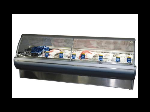 Fish / Seafood Display Deli Fridge - 3750mm