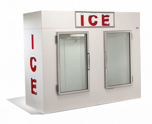 Glass Door Inside Ice Box 266KG