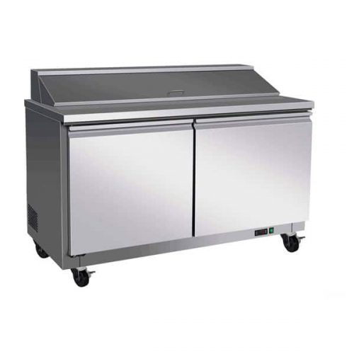 Pizza Prep Bench Fridge - 1555mm