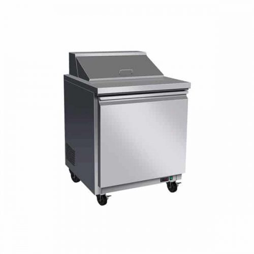Pizza Prep Bench Fridge - 735mm