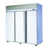 Triple Solid Door Upright Bakers Storage Bakery Freezer