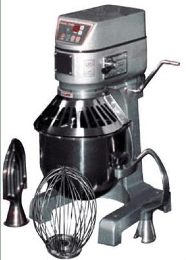 heavy duty three speed planetary mixer