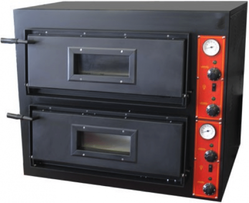 pizza deck oven twin
