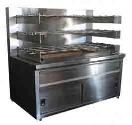 Charcoal Chicken Machines