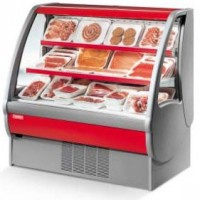 1360mm Wide Open Display Fridge
