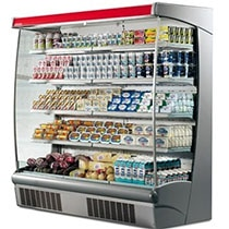 Open Display Fridges | Reach In Cabinets