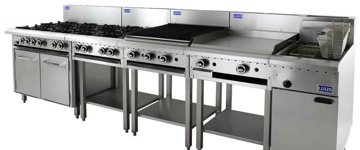 Commercial Cooking Equipment