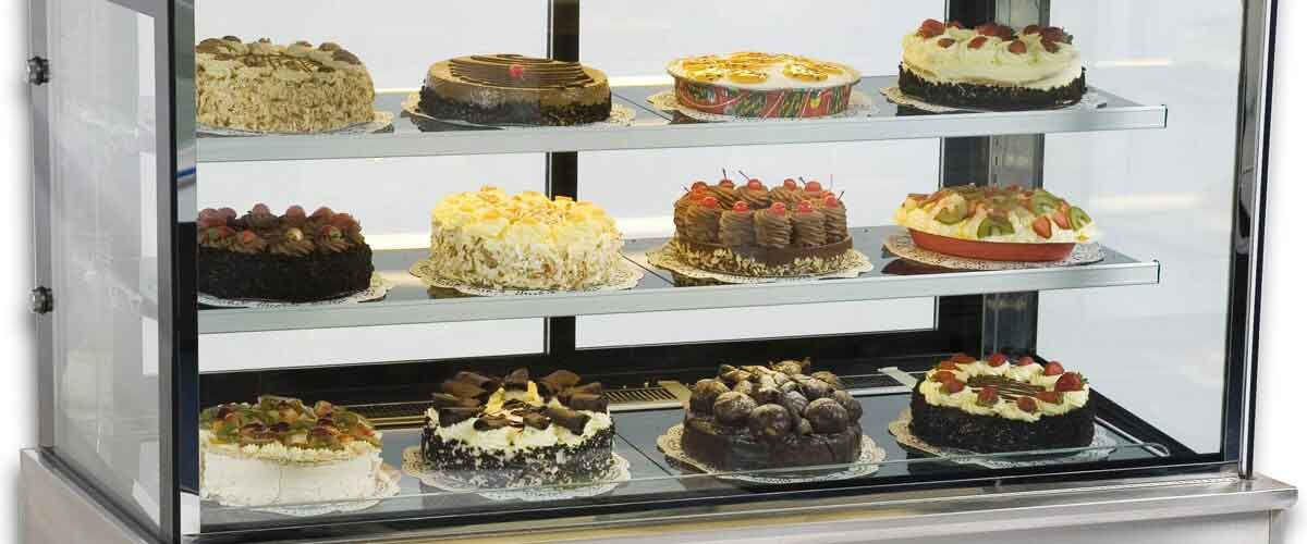 Cake Display Refrigeration