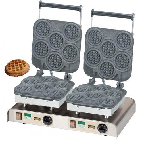 Mr Waffles - Greek Waffle Double