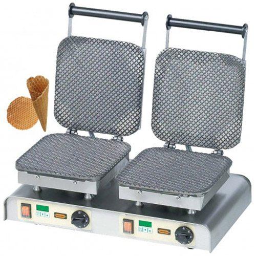 Mr Waffles - Ice Waffle Double