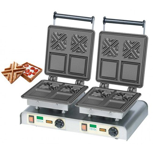 Mr Waffles - X Waffle Double