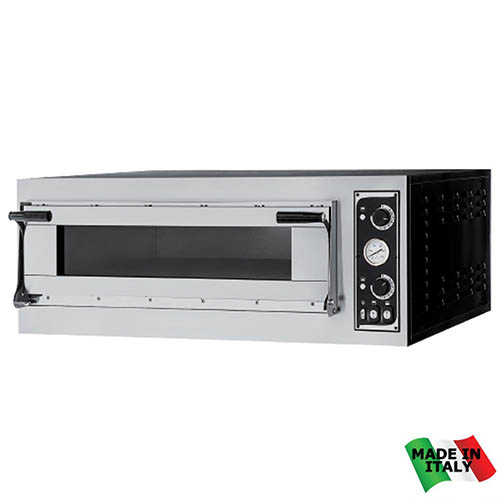 FED TP-2-1-SD – Prisma Food Single Deck Pizza Oven