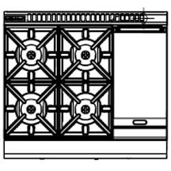 Waldorf RNLB8603G-CD