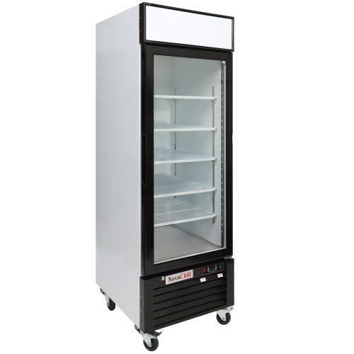 NovaChill SM600GF-GZ - Single Door Cabinet