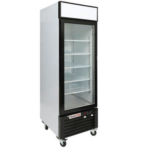 NovaChill SM600GF-GZ - Single Door Cabinet